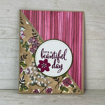 Maui Stamper Stampin' Up! Love What You Do