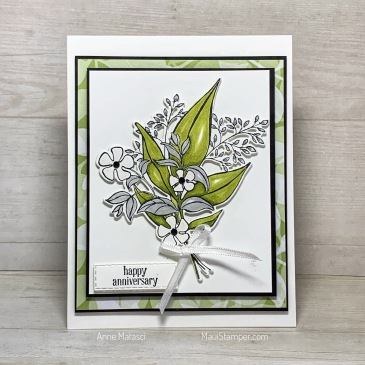 Maui Stamper Stampin' Up! Colour Inkspiration 54 Wonderful Romance