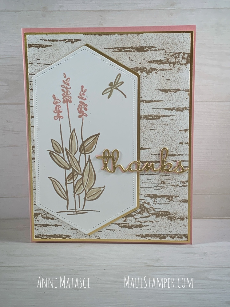 Maui Stamper Stampin Up Soft Spring Host Rewards
