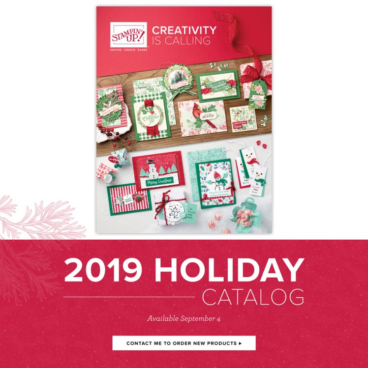 Maui Stamper Stampin Up Holiday 2019