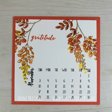 Maui Stamper Stampin Up DIY Easel November 2019 Soft Spring