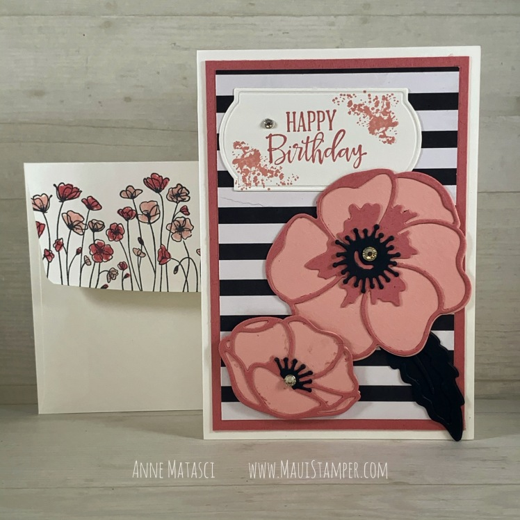 Maui Stamper Stampin Up Peaceful Moments