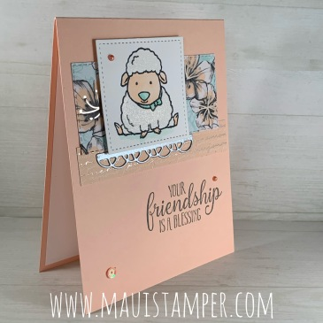 Maui Stamper Stampin' Up! Welcome Easter