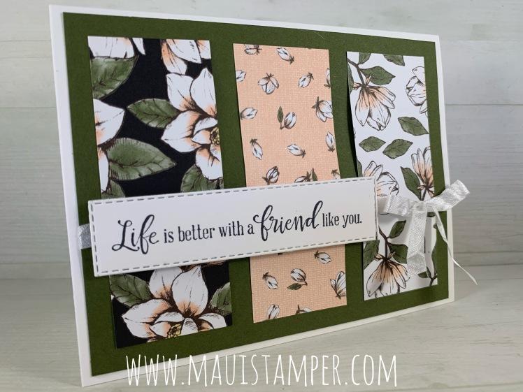 Maui Stamper Stampin Up Magnolia Lane