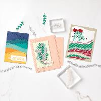 Maui Stamper Stampin Up Curvy Christmas Bundle