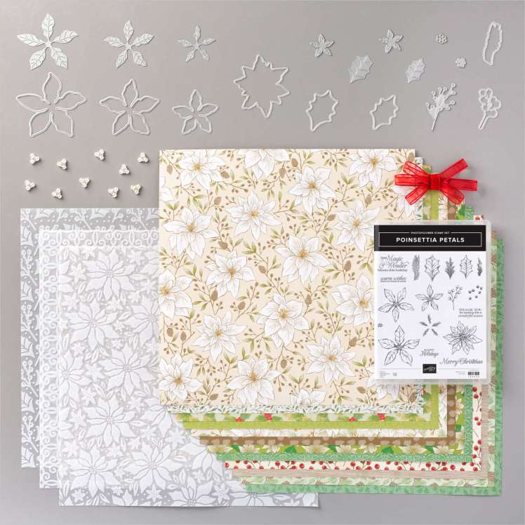 Maui Stamper Stampin Up Poinsettia Place Suite