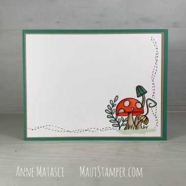 Maui Stamper Stampin Up Doodling Snailed It