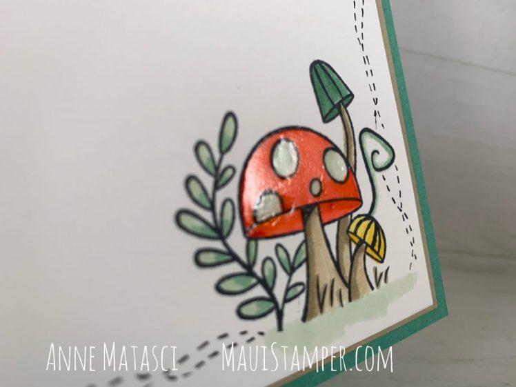 Maui Stamper Stampin Up Doodling Snailed It