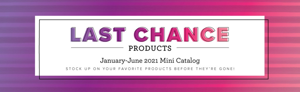 Maui Stamper Last Chance 2021 January-June