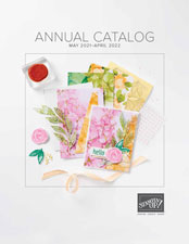 Maui Stamper Stampin Up 21-22 Annual Catalog cover